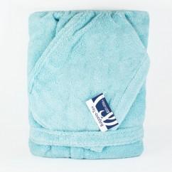 Halat baie Micro Bello Albastru