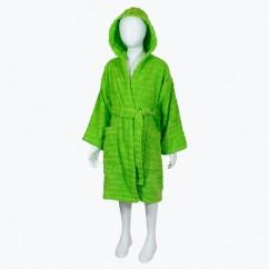 Детски халат Бон-Бон Зелен