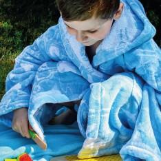 Мasini de baie pentru copii Аlbastru deschis