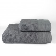 Хавлиена кърпа РИГА Сиво