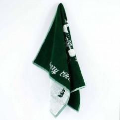Хавлиена кърпа Коледа - зелен