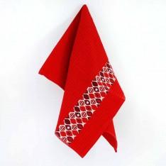 Хавлиена кърпа Вафел Коледа