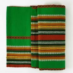 Традиционна битова покривка - 100% памук