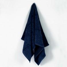 Хавлиена кърпа Кръгове Синьо