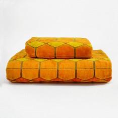 Хавлиена кърпа Тексчър - Оранж