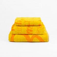 Хавлиена кърпа Янг - Оранж