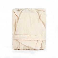 Халат Pastello екрю - Нова колекция