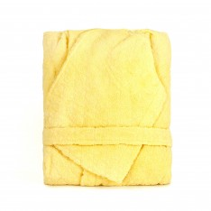 Халат Pastello жълто - Нова колекция
